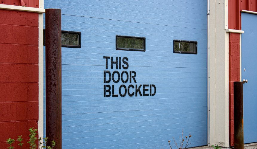 Are You Blocked Out of God's Presence?